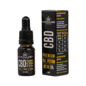FULL SPECTRUM CBD OIL PREMIUM 15%
