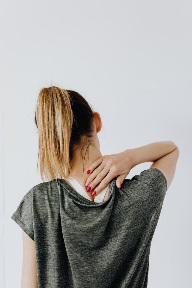 CBD-Öl gegen Rückenschmerzen