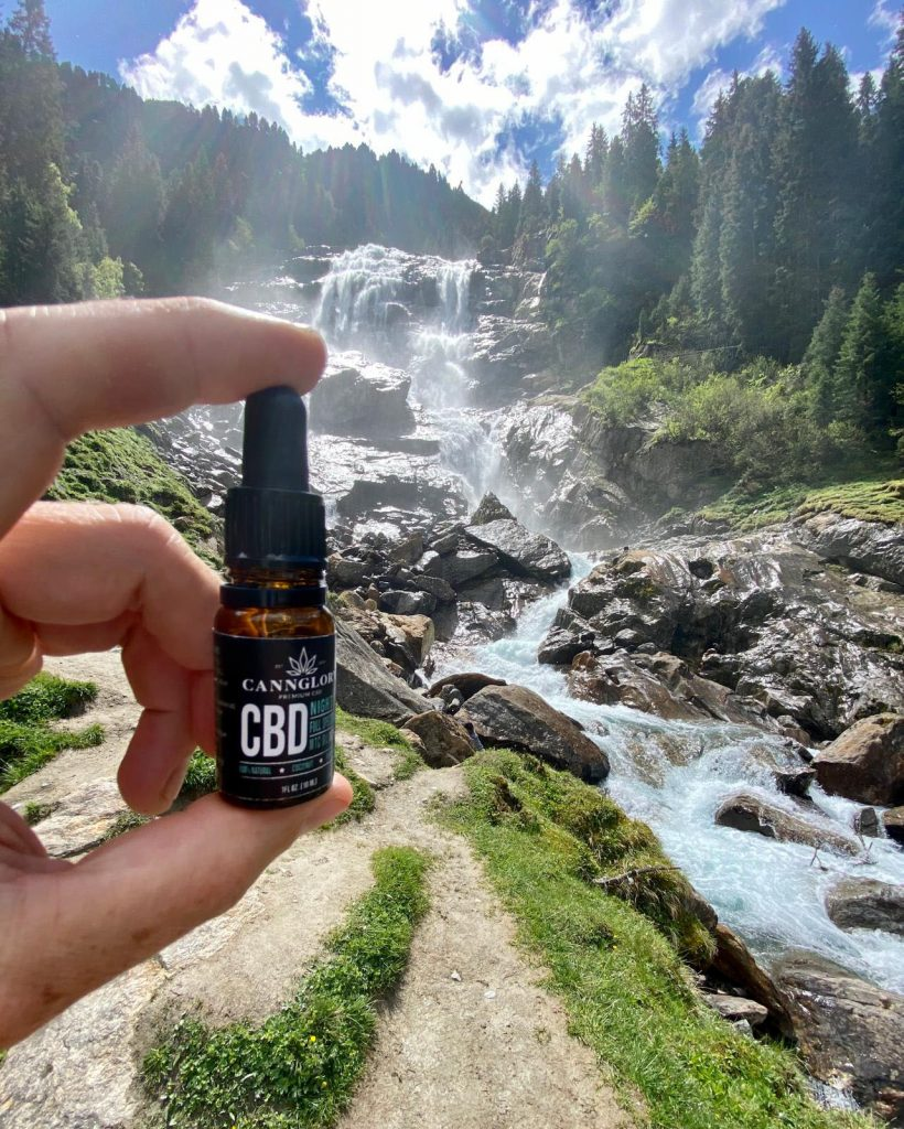 The best full spectrum CBD oil - why choose Cannglory, tests, studies, reviews, benefits