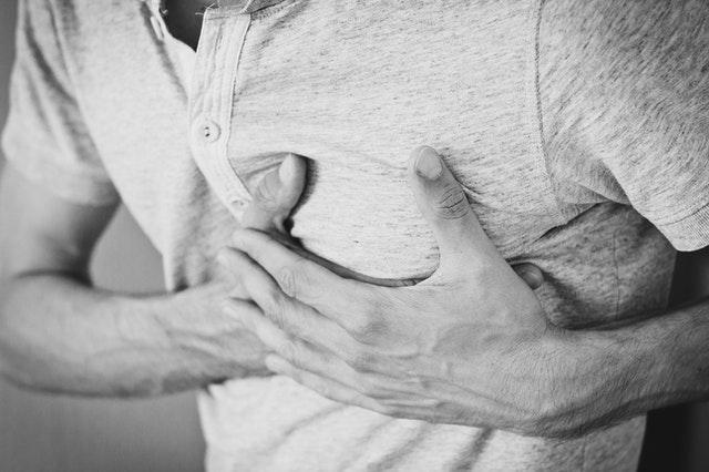 cbd oil chest pain