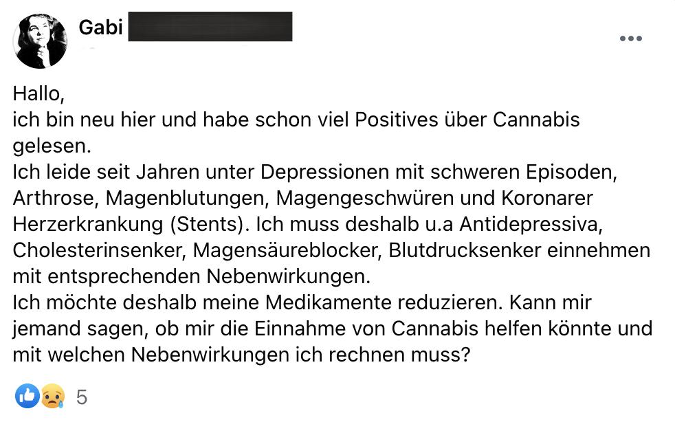 cannabis gegen arthrose