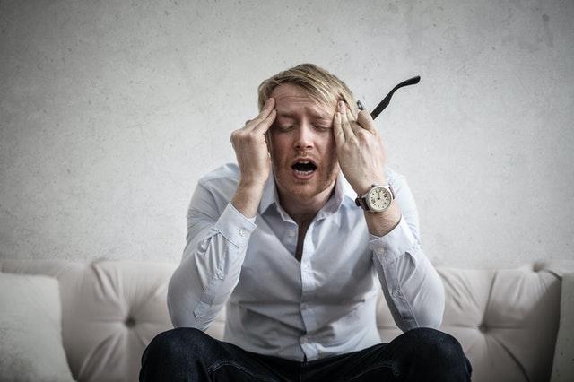CBD gegen Stresssymptome