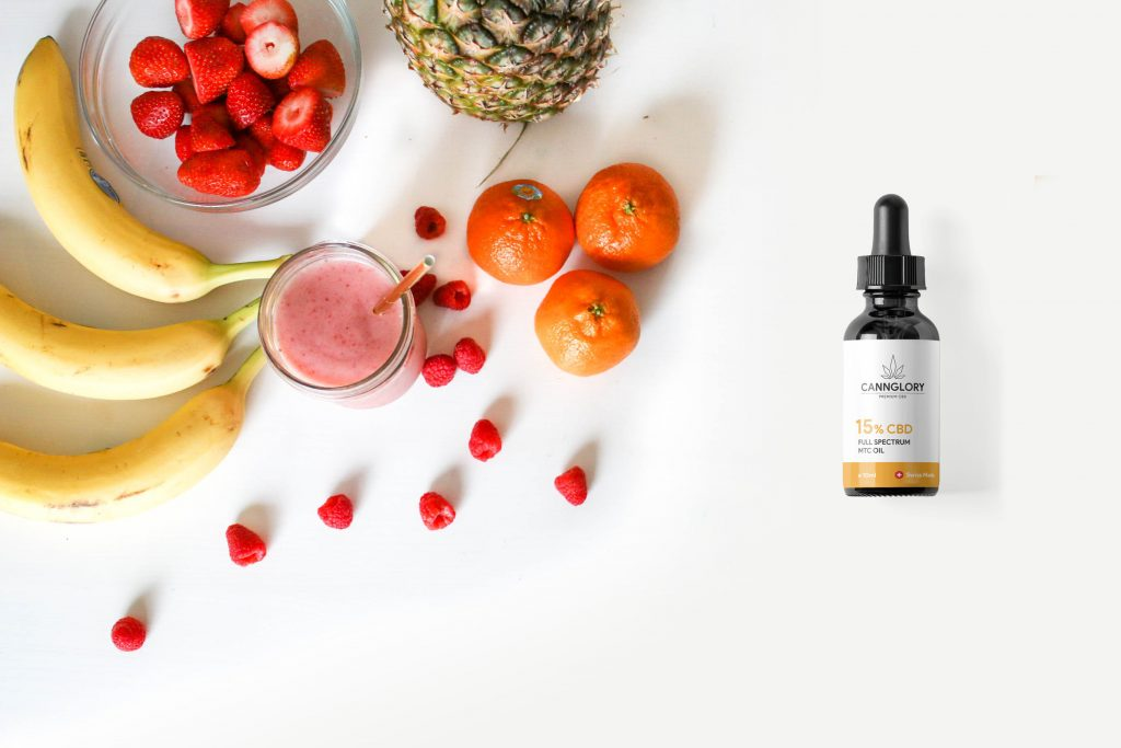 Dosage for weight loss with CBD oil
