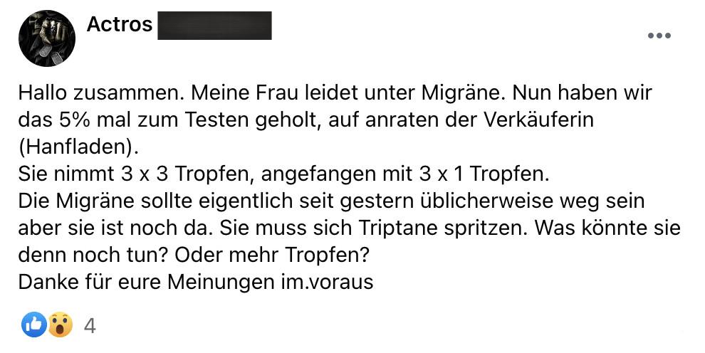 Der letzte Fall wird manchmal als klassische Migräne bezeichnet.